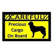 Precious Cargo Stabyhoun Sticker (Rect)