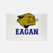 Eagan Rectangle Magnet