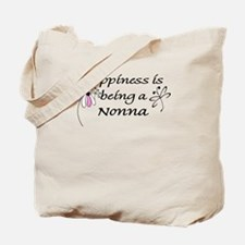 Happiness is being a Nonna Tote Bag