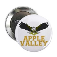 "Apple Valley 2.25"" Button"
