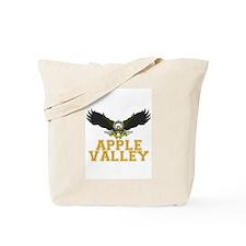 Apple Valley Tote Bag