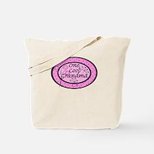 One Cool Grandma Tote Bag