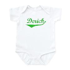 Derick Vintage (Green) Infant Bodysuit