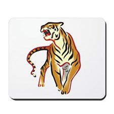 Fierce Tiger Mousepad