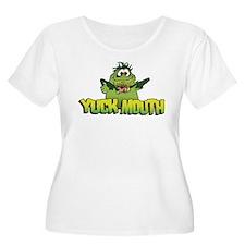 Cute Green monster T-Shirt