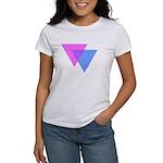 Bi Knot Symbol Women's T-Shirt