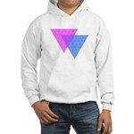 Bi Knot Symbol Hooded Sweatshirt