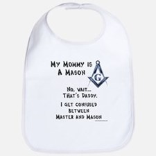 My Mommy is a Mason Bib