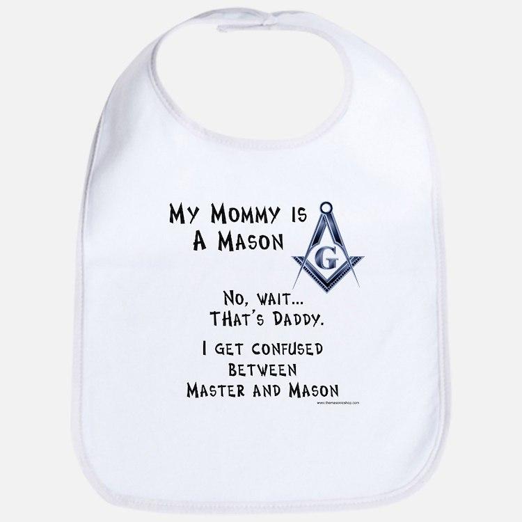 My Mommy is a Mason Bib