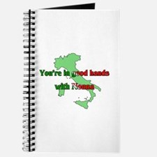 Your in good hands with Nonna Journal