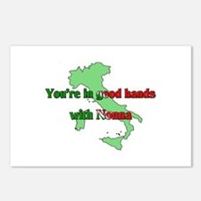 Your in good hands with Nonna Postcards (Package o