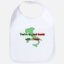 Your in good hands with Nonna Bib