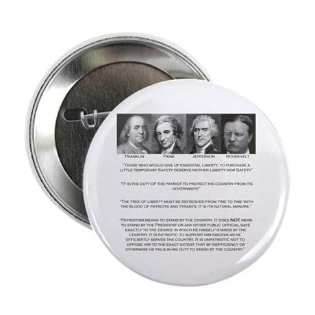 "Liberty & Patriots 2.25"" Button (100 pack)"