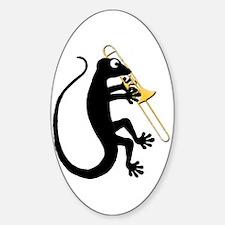 Gecko Trombone Decal