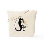 Gecko Trombone Tote Bag