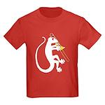 Gecko Trombone Kids Dark T-Shirt