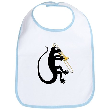 Gecko Trombone Bib