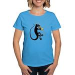 Gecko Trombone Women's Dark T-Shirt