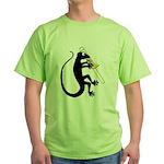 Gecko Trombone Green T-Shirt