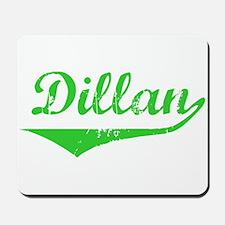 Dillan Vintage (Green) Mousepad