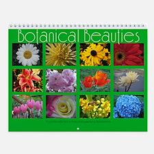 Botanical<br> Wall Calendar