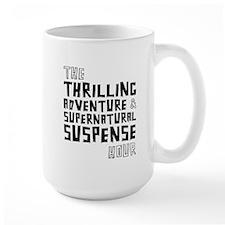 Thrilling Adventure Mug