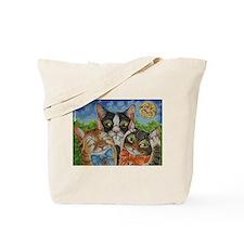 Cute Speak evil Tote Bag