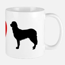 I Heart Stabyhoun Mug