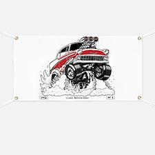 1956 Gasser Wheelie 1 Banner