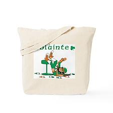 Funny Slainte Tote Bag