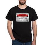 Attitude Scottish Dark T-Shirt