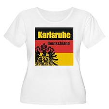 Karlsruhe Deutschland T-Shirt