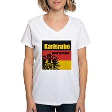 Karlsruhe Deutschland Shirt