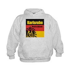 Karlsruhe Deutschland Hoodie