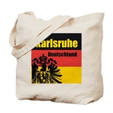 Karlsruhe Deutschland Tote Bag