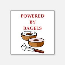 bagels Sticker