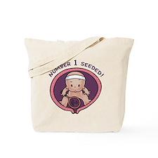 #1 Seeded Tennis Tote Bag