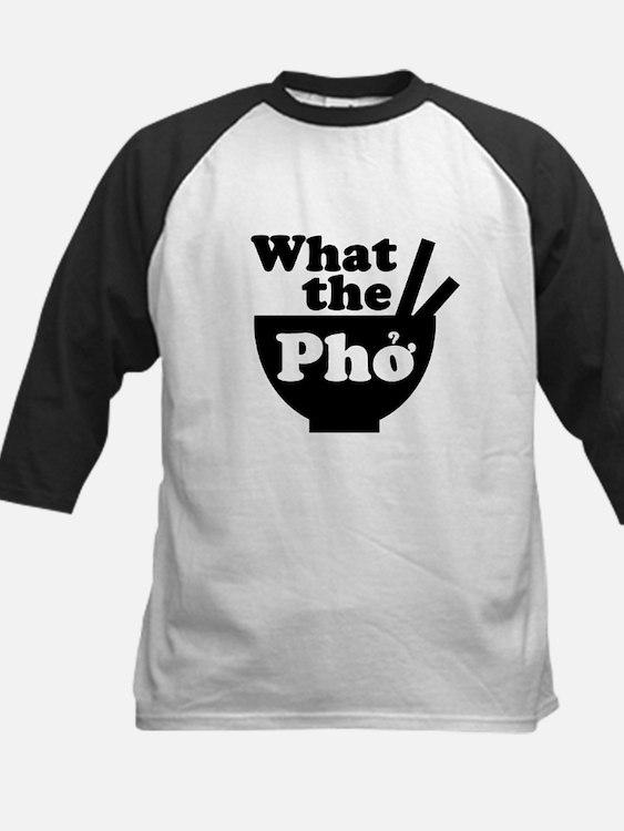 2-whatthepho Baseball Jersey
