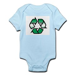 RECYCLE Infant Creeper