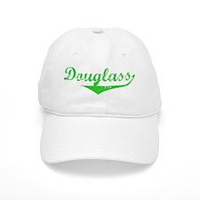 Douglass Vintage (Green) Baseball Cap
