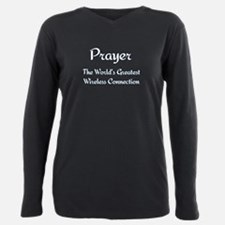 Funny Religion Plus Size Long Sleeve Tee