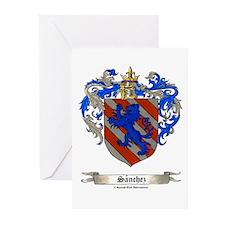 Sanchez (de Asturias) Greeting Cards (Pk of 10
