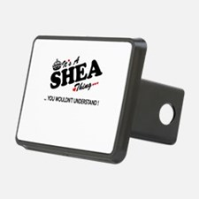 SHEA thing, you wouldn't u Hitch Cover