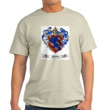 Sanchez (de Asturias) Ash Grey T-Shirt