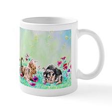 """Australian Terrier """"Gardening"""" Mug"""