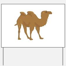 CAMEL Yard Sign