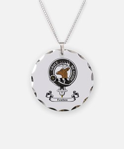 Badge - Forbes Necklace