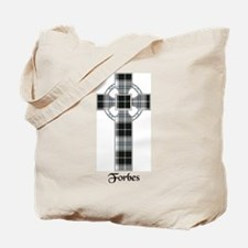 Cross-Forbes dress Tote Bag