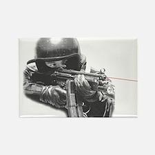 Unique Army laser Rectangle Magnet