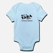 TARA thing, you wouldn't understand Body Suit